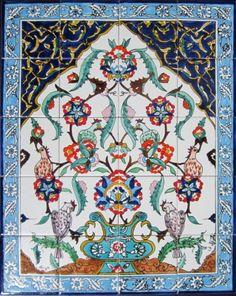 Decorative Wall Tile Murals Ceramic Tile Mural  Rise N Shine Lori Schory  Kitchen