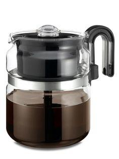 18 Cup Class Percolator Coffee Maker #7548