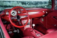 1957 Chevy Bel Air Interior