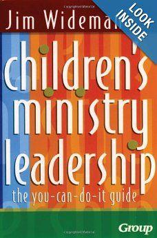 Children's Ministry Leadership