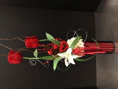 """Red-Lips""  Valentine's Day Gifts and Floral 2013 Design by Christian Rebollo"