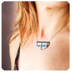 De Tacones y Bolsos: ZAZU, joyas exclusivas de arcilla polimérica