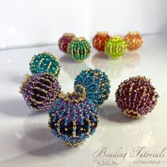 Beading tutorial and pattern, Lantern beaded bead beading pattern, beaded bead beading tutorial, living room art, beaded light string