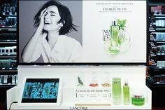 Design-retail-Podium Lancôme-Juicy Shaker et Energie de vie_By Leonard El Zein_11