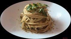 SaporInfoto: Spaghetti Gorgonzola e Pistacchio