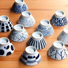 波佐見焼きの茶碗が欲しくなる毎日の食卓にスッと差し色