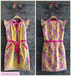 Encim pekalongan + lining tricot halus, by Gendhis Batik