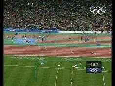 Cathy Freeman winning gold in Sydney 2000 Olympics. Olympic Flame, 2000 Olympics, Summer Olympics, 400m, Video Go, Olympic Champion, Keep Running, Summer Dream