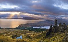 Landscape Photograph of the Year: Isle of Skye picture named Landscape Photograph of the Year