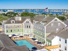 Nantucket Hotel & Resort, Massachusetts : Condé Nast Traveler