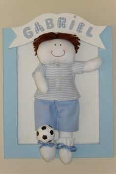 quadrinho boneco com bola