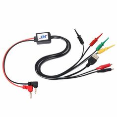 Mobile Phone Repair Tools Power Data Cable DC Power Supply Phone Current Test Cable with USB Output for iPhone Sony Samsung