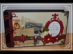 Classic Christmas Traditions Scrapbook Album