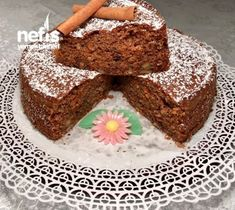 Carrot Cake Cake – Delicious Recipes – Sweet World Ideas Cooking Cake, Carrot Cake, Beautiful Cakes, Yummy Cakes, Banana Bread, Bakery, Muffin, Food And Drink, Yummy Food