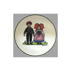 Villeroy and Boch d'apres Hansi d'Alsace, Boy Girl Trinket Box,... ($25) ❤ liked on Polyvore featuring home, home decor, vintage home accessories, vintage home decor and vintage trinket box