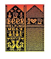 Ravelry: Beer Lovers' Mittens pattern by Natalia Moreva