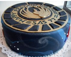 Ooh, BSG cake!