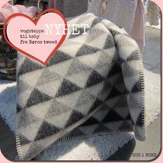 HUSiNORD: RØROS Tweed, Baby, Blanket, Blankets, Carpet, Babys, Infant, Doll