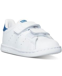 adidas Toddler Boys\u0027 Stan Smith Casual Sneakers from Finish Line - Finish  Line Athletic Shoes - Kids \u0026 Baby - Macy\u0027s