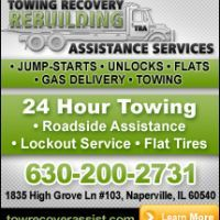 Need a towing service in Plainfield, Naperville, Bolingbrook, or any surrounding Chicago South West suburbs? Check out some of our towing company affiliates. Oswego Illinois, Plainfield Illinois, Naperville Illinois, Lisle Illinois, Bolingbrook Illinois, Wrecker Service, Flatbed Towing, Towing Company