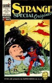 Strange Spécial Origines, n° 262 bis, octobre 1991 (Semic)