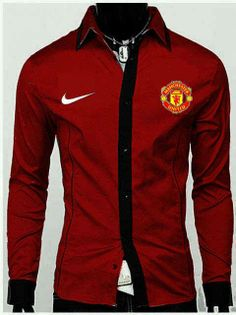kemeja red MU I harga promo @125rb I bahan cotton high twist bordir woven  I size m l xl    UNTUK YG MINAT  HUB : HP : 085245033111 PIN BB : 26579F37 website : http://eza-olshop.blogspot.com/