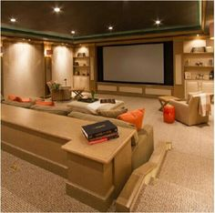 Should have this media room