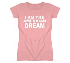 I Am The American Dream Britney Spears T Shirt