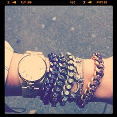 An Extensive Look at The Arm Party | Man Repeller