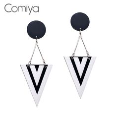 Buy Cheap 60cm Wood Africa Waves Red Flower Afro Indian Rock Earrings Vintage Wooden African Hiphop Tribal Party Club Ear Silver Jewelry Earrings