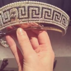 """Sotheby's on Twitter: """"This pearl and diamond tiara by @Cartier was saved during the sinking of the Lusitania in 1915 #SothebysJewels https://t.co/F18TVKfspH"""""""