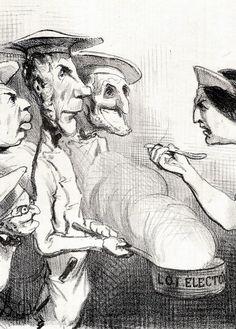 Honoré_Daumier_-_Les_Fricoteurs_Politiques