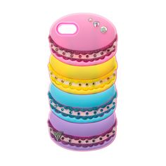 Katy Perry Macaroon Phone Case - iPhone 5/5S, Katy Perry PRISM Collection #eaturheartout #KatyPerryPRISMCollection