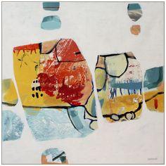 """Memory Palace"" - Julie Headland CCNS Art Show 2014"