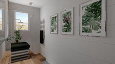 Praca konkursowa z wykorzystaniem mebli łazienkowych z kolekcji LOFTY #naszemeblenaszapasja #elitameble #meblełazienkowe #elita #meble #łazienka #łazienkaZElita2019 #konkurs Lofty, Gallery Wall, Design, Home Decor, Decoration Home, Room Decor, Interior Decorating