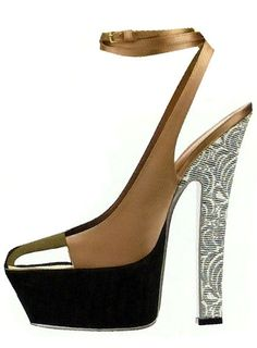 YSL #shoes