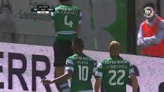 Feirense - Sporting CP Özeti İzle 08.09.2017