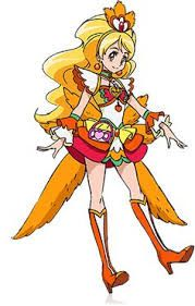 Image result for happiness charge precure cure honey