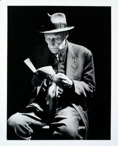 FEBRUARY 5 St. Louis-born writer William S. Burroughs born this day in 1914 (died 1997). 'You were not there for the beginning. You will not be there for the end. Your knowledge of what is going on can only be superficial and relative' (Naked Lunch)