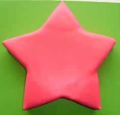 star cake without a star pan