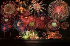 Hanabi_makoto-isa fireworks