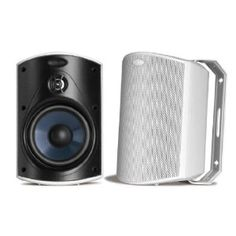 Best outdoor speakers ever! Trust me, they work great even after being left out in the frigid SD winter for years!