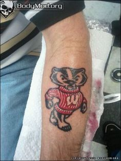 Madison wisconsin on pinterest badger wisconsin cheese for Tattoo madison wi