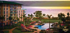 Honua Kai Resort and Spa - Maui Accommodations on Kaanapali Beach - Didn't stay here, but visited. Definitely my choice for my return Maui trip. Honeymoon Vacations, Hawaii Honeymoon, Vacation Resorts, Hawaii Vacation, Maui Hawaii, Hawaii Travel, Hawaii Usa, Honeymoon Planning, Romantic Honeymoon