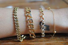 Delicate Wander Bracelet by KDHJewelry on Etsy, $20.00