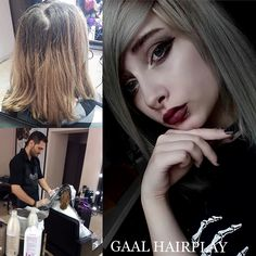 Don't be afraid to ask for grey hair cause we are the best in town , calea Victoriei 136, Bucarest