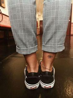 Small ankle tattoo idea for women - tattoos - . - small ankle tattoo idea for women – tattoos – - Cute Tattoos, Body Art Tattoos, Girl Tattoos, Small Tattoos, Tatoos, Tiny Tattoo, Ankel Tattoos, Foot Tattoos, Forearm Tattoos