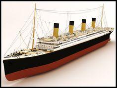 Titanic by WaskoGM.deviantart.com on @deviantART