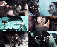 Valka and Stoick for the Dancing and the Dreaming - How To Train Your Dragon