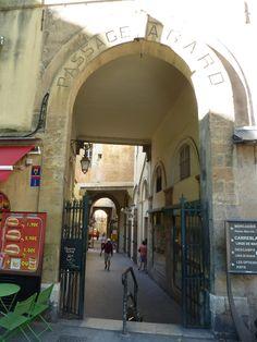 Passage Agard - Aix en Provence